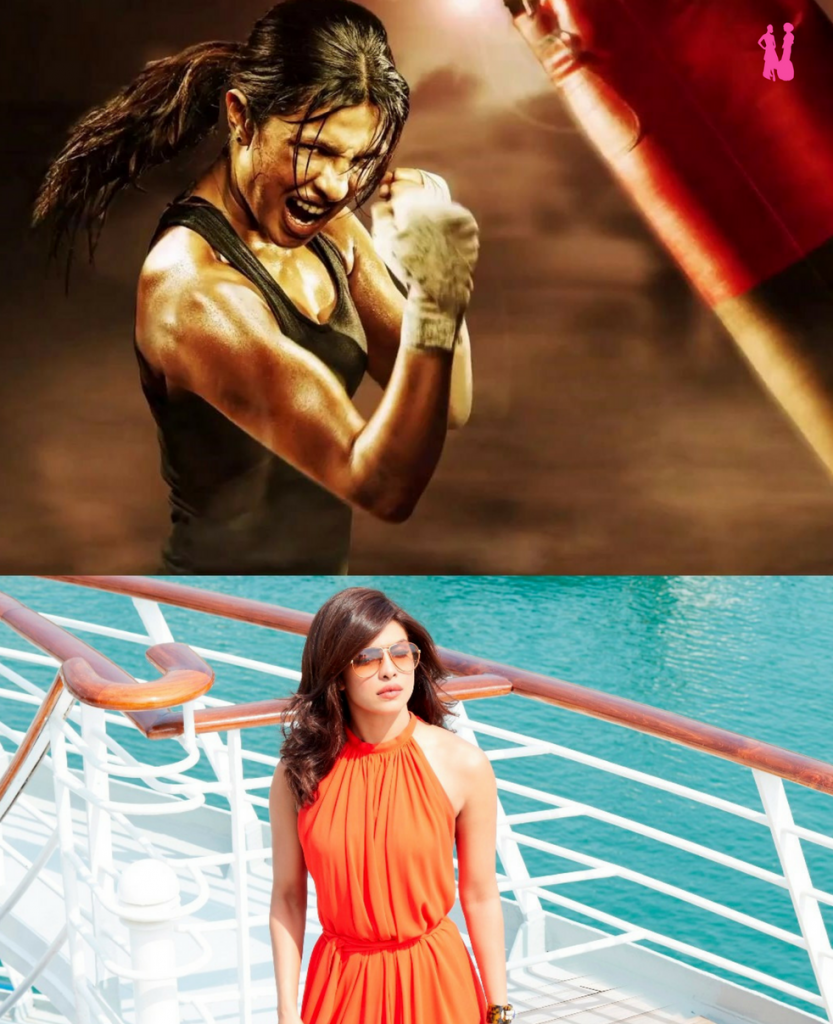 Inspirational Transformation – From Boxer To Businesswoman