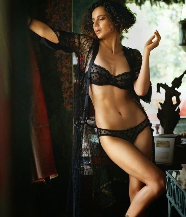 Kangana Ranaut Bold Bikini Photoshoot